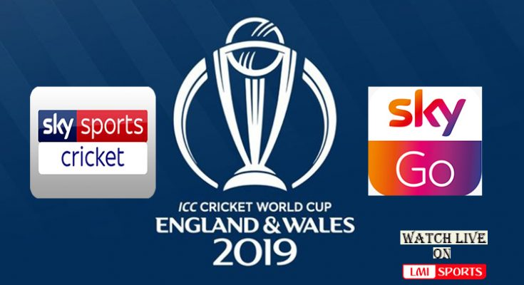 Sky Sports Live Cricket Streaming – Watch ICC Cricket World Cup 2019 Live Free Online at Sky Sports Cricket Watch Sky Sports Live Cricket Streaming for ICC Cricket World Cup 2019. …